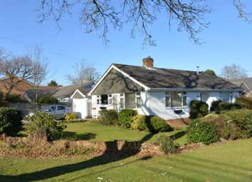 Thumbnail 3 bed detached bungalow for sale in Duncan Road, Ashley, New Milton