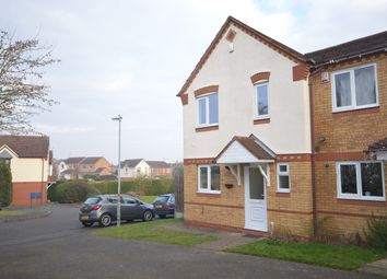 3 bed end terrace house to rent in Foxglove Close, Rushden NN10