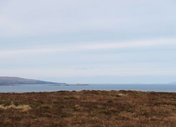 Thumbnail Land for sale in Earlish, Portree