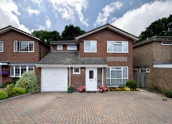 Thumbnail 5 bedroom detached house for sale in Little Foxes, Bracknell