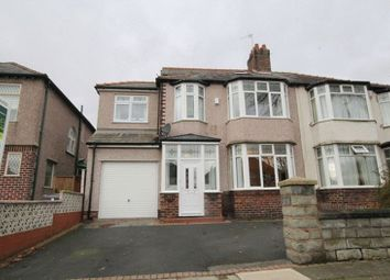 Thumbnail 4 bed semi-detached house for sale in Cooper Avenue North, Mossley Hill, Liverpool