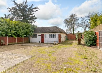 Thumbnail 5 bed detached bungalow for sale in The Ridgeway, Northaw, Potters Bar