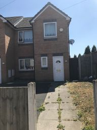 Thumbnail 3 bed town house to rent in Helford Road, Croxteth