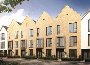 Thumbnail 4 bed town house for sale in The Hawker, St. Andrew's Park, Uxbridge