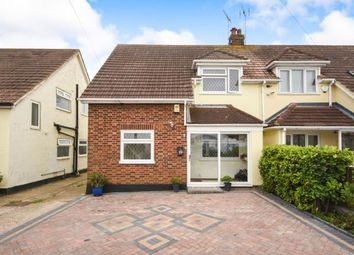 Thumbnail 3 bed semi-detached house for sale in Ashingdon, Rochford, Essex