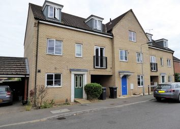Thumbnail 4 bed town house to rent in Coriander Road, Downham Market