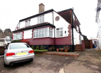Thumbnail 4 bed semi-detached house to rent in Riverdene, Edgware