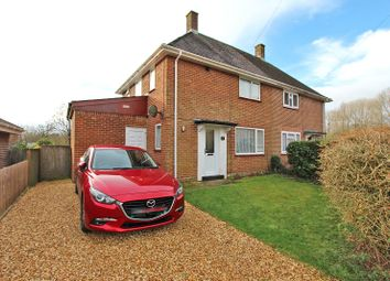Hyde Close, Sway, Hampshire SO41. 2 bed semi-detached house for sale