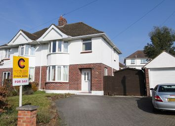Thumbnail 3 bedroom semi-detached house for sale in Applegarth Close, Newton Abbot