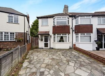 Thumbnail 3 bed semi-detached house for sale in Bourne Lane, Caterham, ., Surrey
