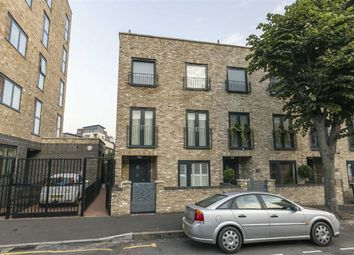 Thumbnail 4 bed terraced house for sale in Queens Road West, London