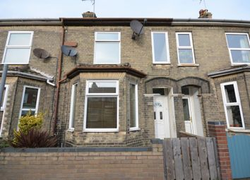 3 bed terraced house for sale in St Peters Street, Lowestoft, Suffolk NR32
