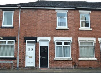 Thumbnail 2 bed terraced house to rent in Windsmoor Street, Stoke-On-Trent