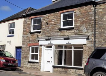 Thumbnail 2 bed maisonette to rent in National Terrace, Brook Street, Bampton, Tiverton