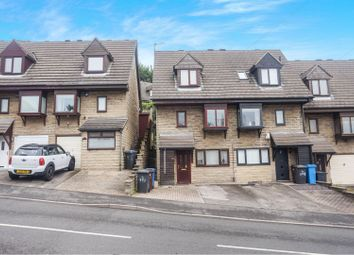 Thumbnail 3 bed terraced house for sale in Fox Hill Road, Sheffield