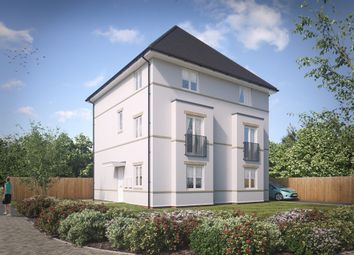 "Thumbnail 3 bed semi-detached house for sale in ""The Greyfriars "" at Townsend Road, Witney"