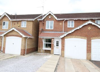 3 bed semi-detached house for sale in Lavender Close, Kingswood, Hull HU7