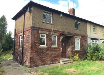 Thumbnail 3 bed semi-detached house to rent in Burlington Avenue, Bradford