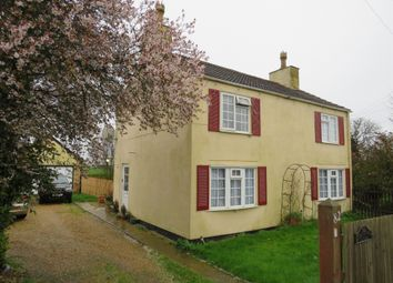 Thumbnail 3 bed detached house for sale in Bridge Road, Long Sutton, Spalding