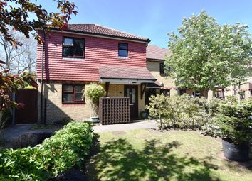 Thumbnail 3 bedroom end terrace house for sale in Paston Close, Wallington