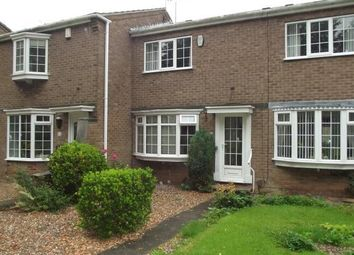 Thumbnail 2 bed terraced house to rent in Spinningdale, Nottingham