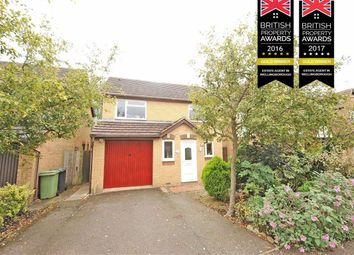Thumbnail 4 bed detached house for sale in Hatfield Close, Wellingborough