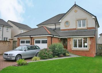 Thumbnail 4 bed detached house for sale in Blackthorn Grove, Menstrie, Clackmannanshire