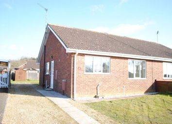 Thumbnail 2 bed bungalow to rent in Langley Road, South Wootton, King's Lynn