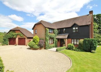 Thumbnail 4 bed detached house to rent in Sherecroft Gardens, Botley, Southampton