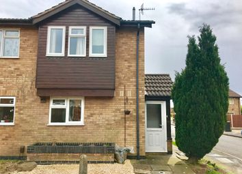 Thumbnail 2 bed end terrace house for sale in Stirling Avenue, Hinckley