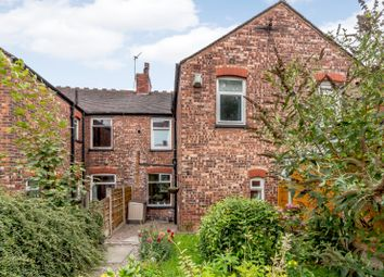 3 bed terraced house for sale in George Street, Prestwich, Manchester M25