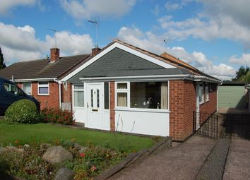 Thumbnail 2 bed detached bungalow to rent in Near Ridding, Gnosall, Stafford