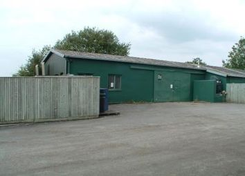 Thumbnail Light industrial to let in Unit 11A, Edington Station Yard, Westbury, Wiltshire
