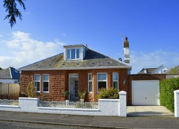 Thumbnail 3 bed detached bungalow for sale in Seafield Drive, Seafield, Ayr