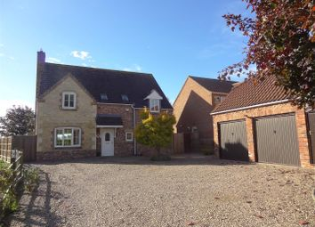 Thumbnail 4 bed detached house for sale in Main Street, Dorrington, Lincoln