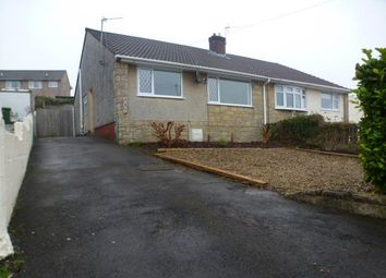 Thumbnail 2 bed property to rent in Tredegar Close, Llanharan, Pontyclun