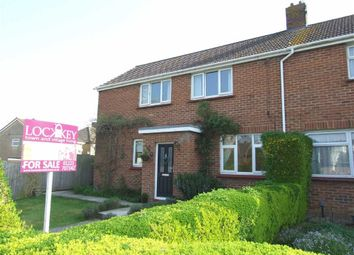 Thumbnail 3 bed semi-detached house for sale in Fullers Close, Melksham