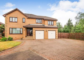 Thumbnail 5 bed detached house for sale in Beaumont Drive, Carron, Falkirk