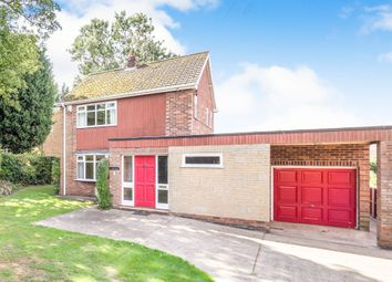 Thumbnail 4 bed detached house for sale in Station Road, Kirton Lindsey, Gainsborough