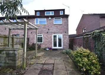 Thumbnail 4 bed property to rent in Peterborough Close, Worcester