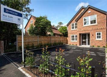 Thumbnail 4 bed detached house for sale in Hatch Lane, Windsor, Berkshire