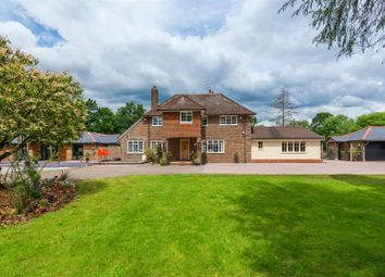 Thumbnail 4 bed detached house for sale in Haroldslea Drive, Horley
