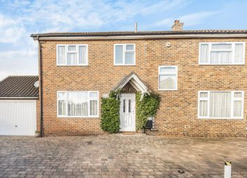 Thumbnail 4 bed end terrace house for sale in Langley, Berkshire