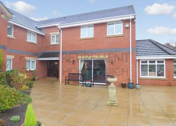 Thumbnail 2 bed flat for sale in Orchard Gardens, Congleton