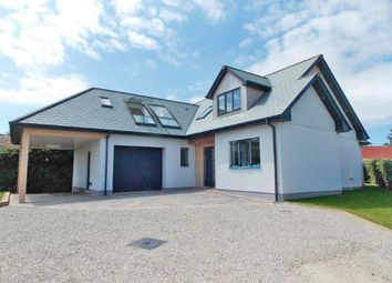 Thumbnail 4 bed detached house for sale in Laity Lane, Lelant, St. Ives