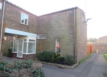 Thumbnail 4 bed end terrace house for sale in Sandford, Ravensthorpe, Peterborough