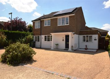 Thumbnail 4 bed detached house for sale in Kilmartin Gardens, Frimley, Camberley, Surrey