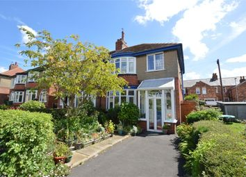 Thumbnail 3 bed semi-detached house for sale in Manor Gardens, Scarborough, North Yorkshire