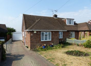 Thumbnail 3 bed semi-detached bungalow for sale in Lower Ridge, Bourne End