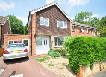 Thumbnail 3 bed semi-detached house to rent in Quincewood Gardens, Tonbridge